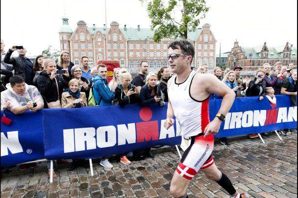 Danmarks seje kronprins deltog i 2013 i en Ironman i København REUTERS/Jens Astrup/Scanpix Denmar - 46 år: Se kronprins Frederiks liv i 46 billeder - Nationalt | www.b.dk