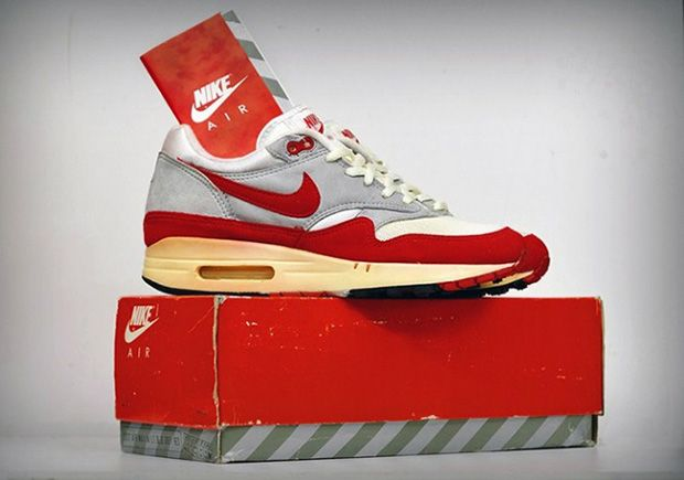 Desacuerdo máquina proporción  Nike Air Max 1 OG Retro Releasing With Original Box | SneakerNews.com | Air  max, Nike, Air max day
