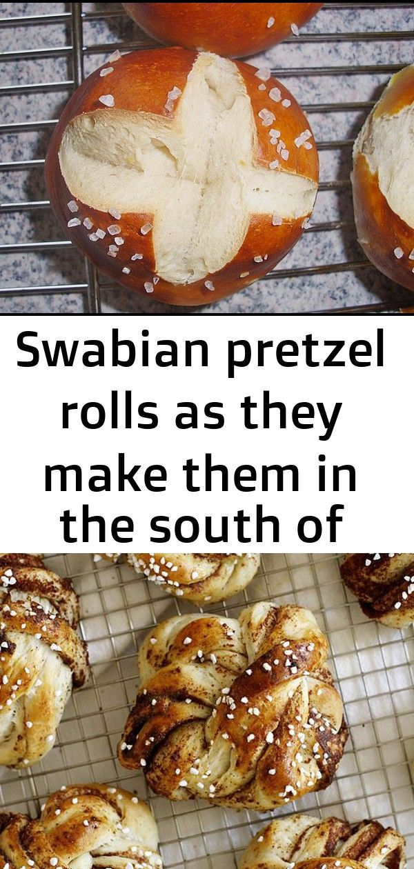 Swabian pretzel rolls as they make them in the south of germany, in swabia, the region around stut 2 #cardamombuns