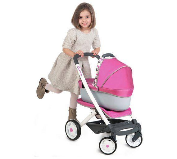 Buy Quinny Dolls Pram At Argos Co Uk Visit Argos Co Uk To Shop