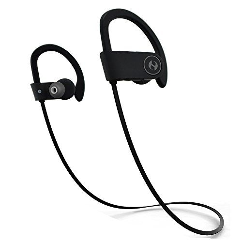 Bluetooth Headphones Hussar Magicbuds Wireless Headphones Ipx4 Sweatproof Premium Sound With Bass Noise Cancelling Ergonomic Design Secure Fit Zippered Case 7 Hrs Playtime With Mic Bluetooth Earbuds Wireless Waterproof Headphones Bluetooth