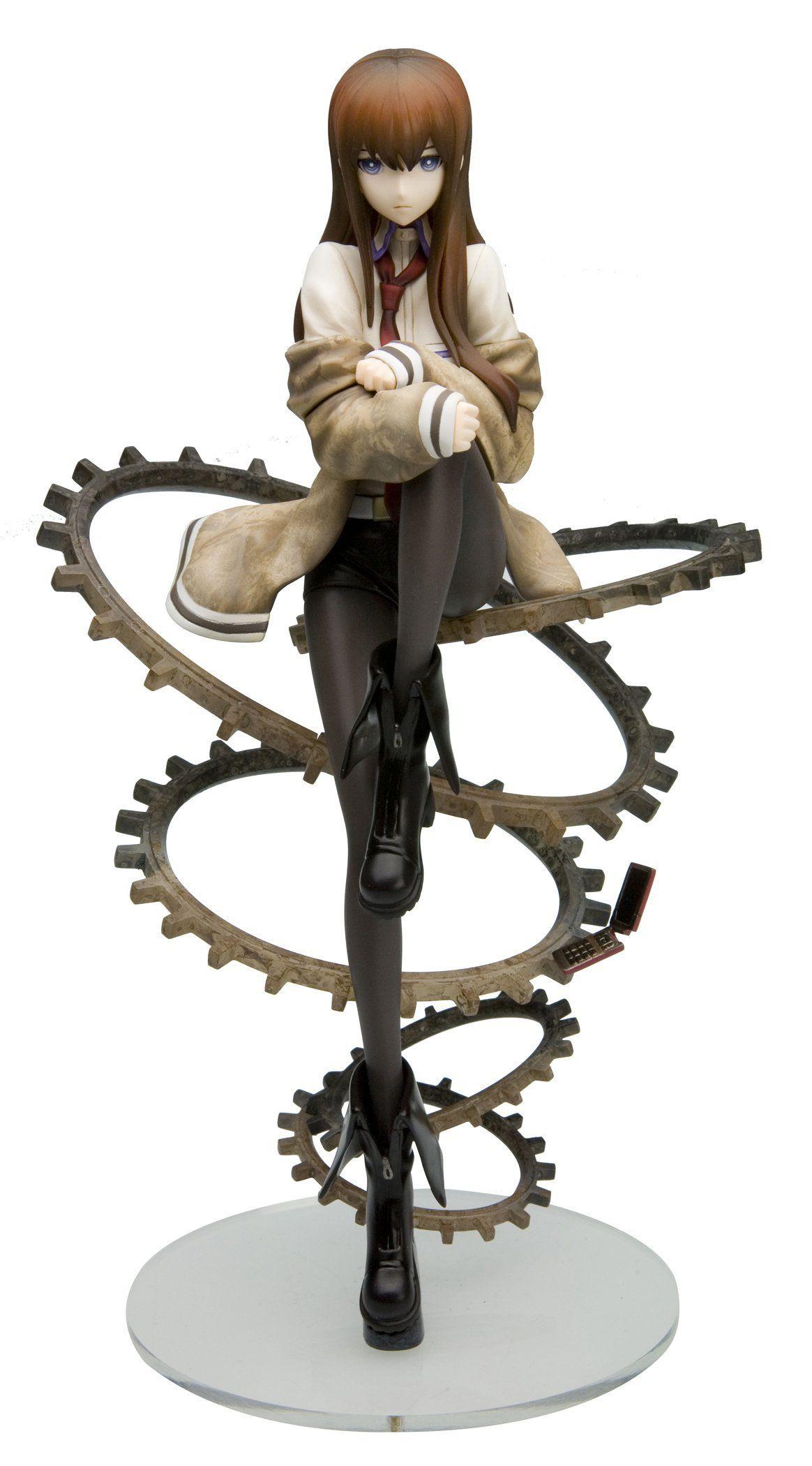 1//4 Scale PVC Figure Figurine No Box Anime STEINS;GATE Kurisu Makise Bunny Ver