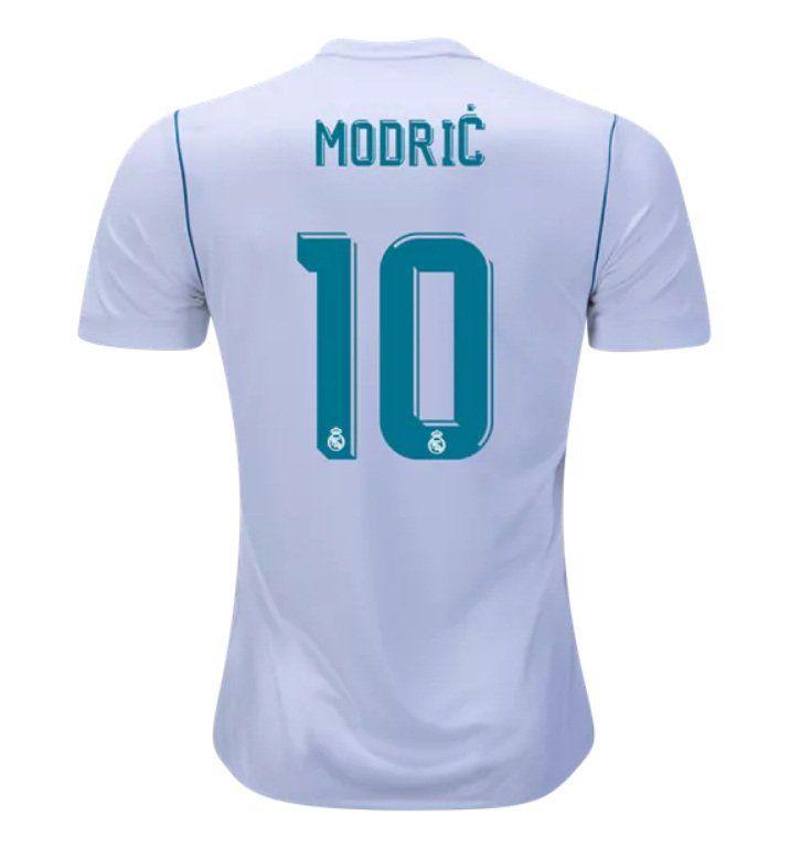 Luka+Modrić+ 10+Real+Madrid+2018+Home  574bf6f00