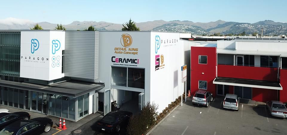 Detail King New Zealand The Home of Ceramic Pro