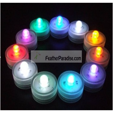 Led Submerged Floral Lights FloraLytes Wedding Centerpieces Wholesale Cheap Discount Bulk Dozen
