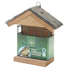 Buy Kew Gardens Burton Cake Bird Feeder Online at johnlewis.com