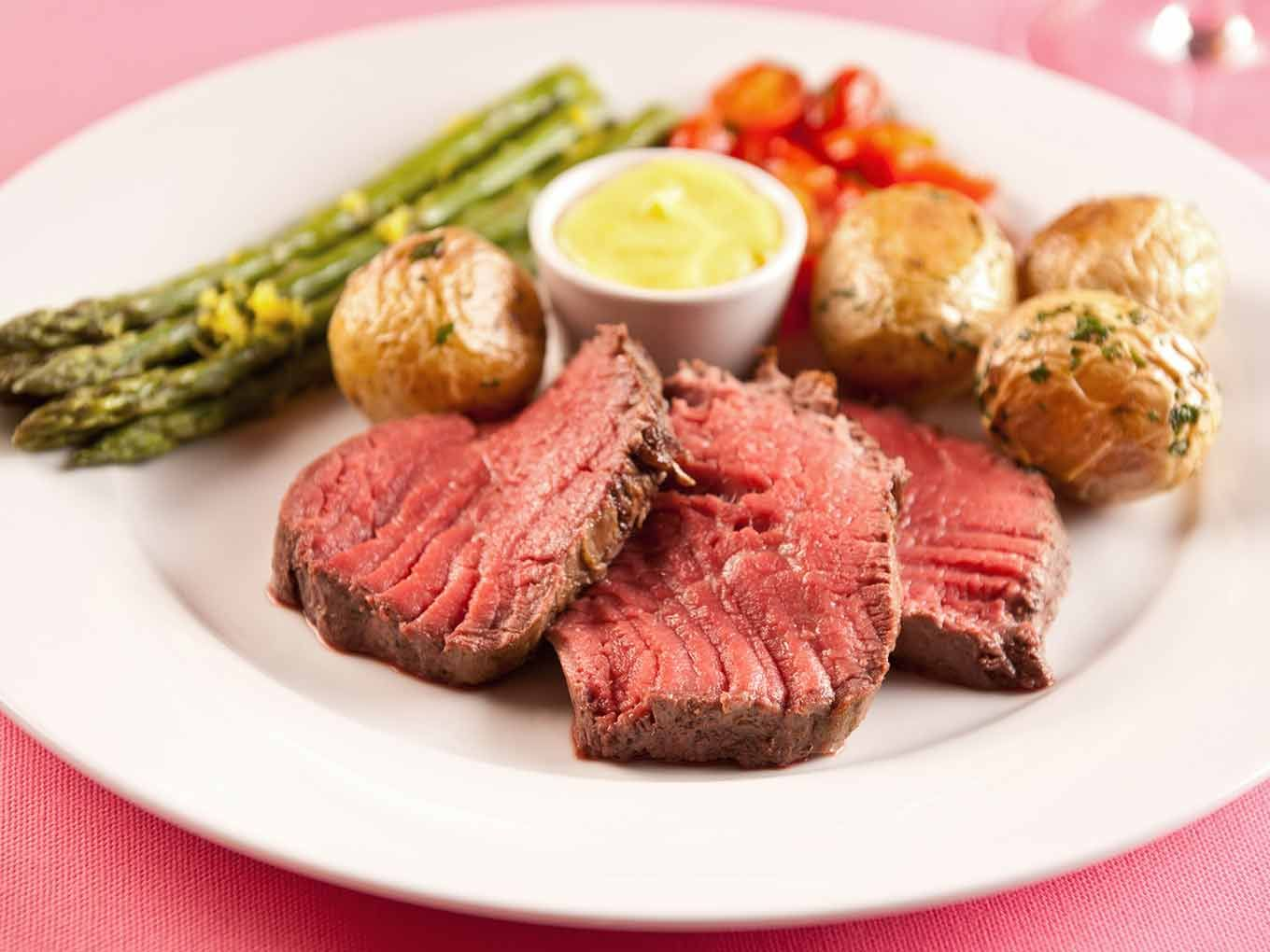 Chateaubriand For Two Recipe Recipes Dinner Fine Dining Recipes