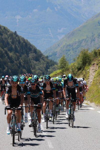 Tour de France 2016 Stage 8 / AFP