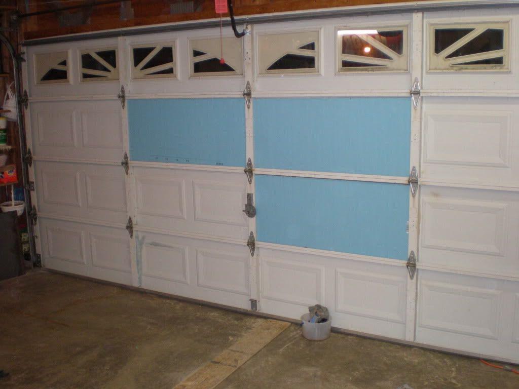 Best insulated with images garage door insulation