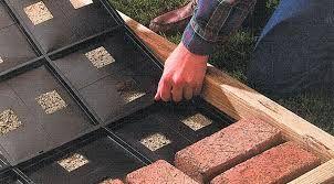 The Patio Pal Brick Laying Guides