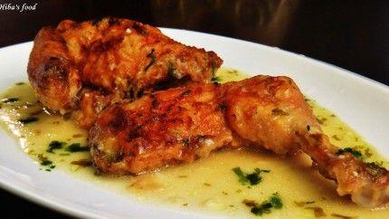 الدجاج المط فى بالثوم والليمون Recipe Cooking Recipes Cooking Recipes