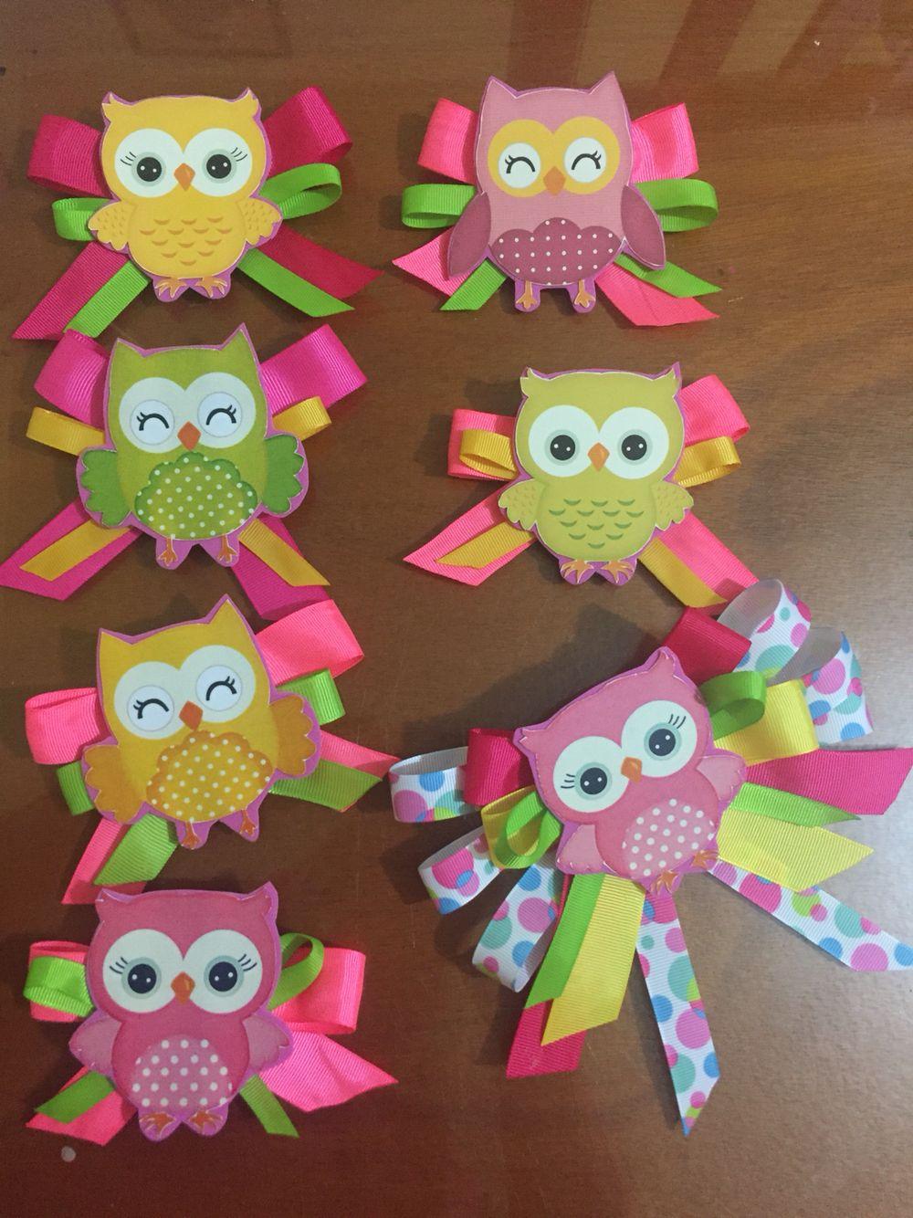 Distintivos baby shower búhos   fiesta buho para naomi   Pinterest ...