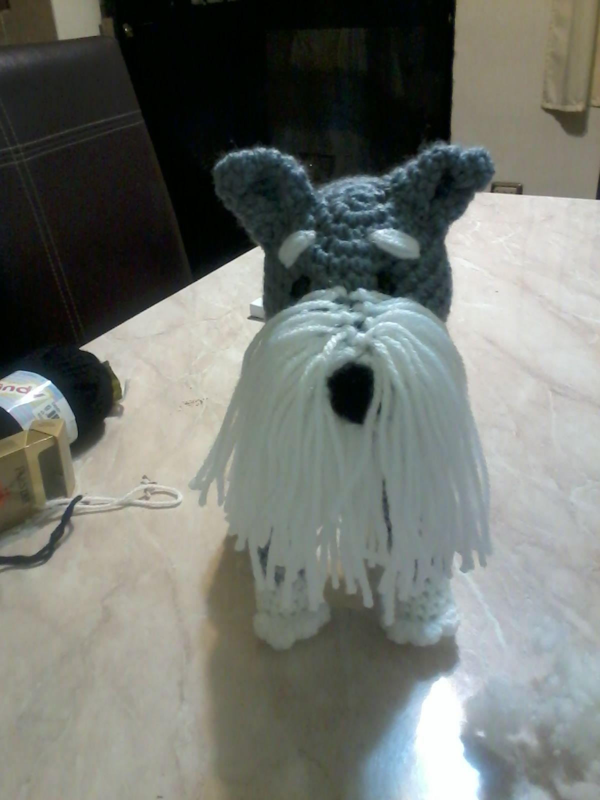 DESCARGAR PATRON EN ESPAÑOL | crochet stuff | Pinterest | Perros ...