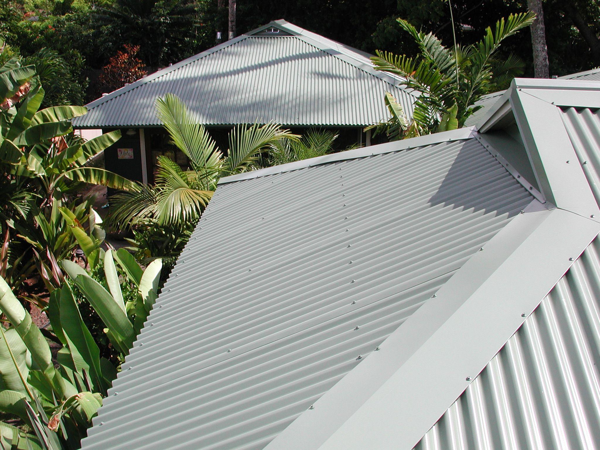 Metal Roofing Residential Kloeckner Metals Hawaii Metal Roof Roofing Residential