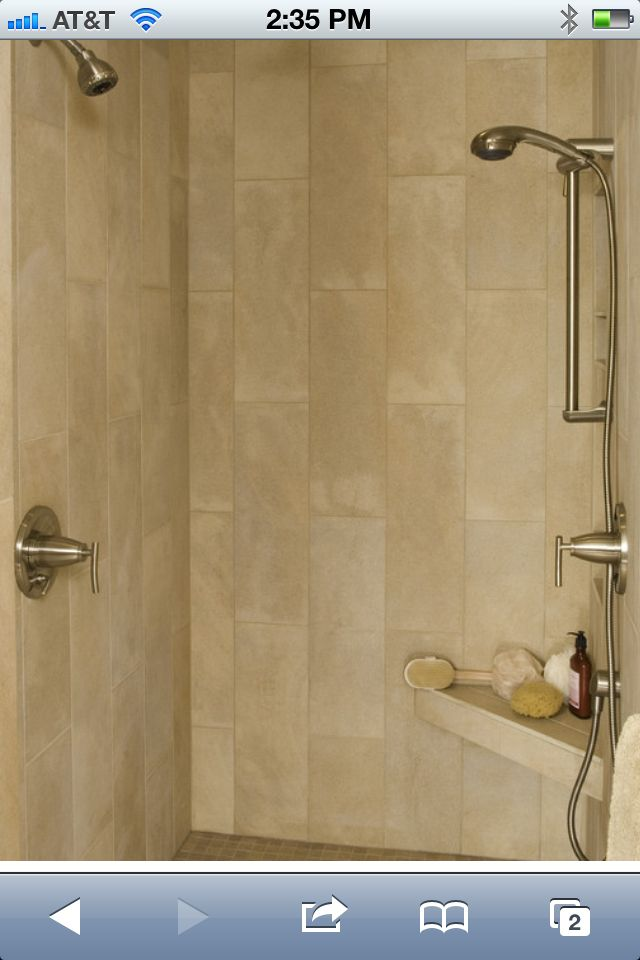 Cool Shower cool shower tile - going other direction | for the home