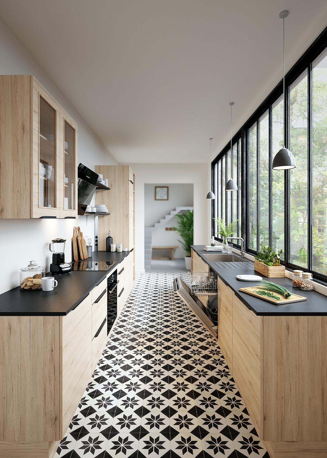 15 open kitchens noticed on Pinterest #kitchens #pinterest