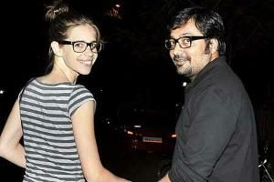 For a while now, there have been reports of marital discord between filmmaker Anurag Kashyap and his actress wife Kalki Koechlin.