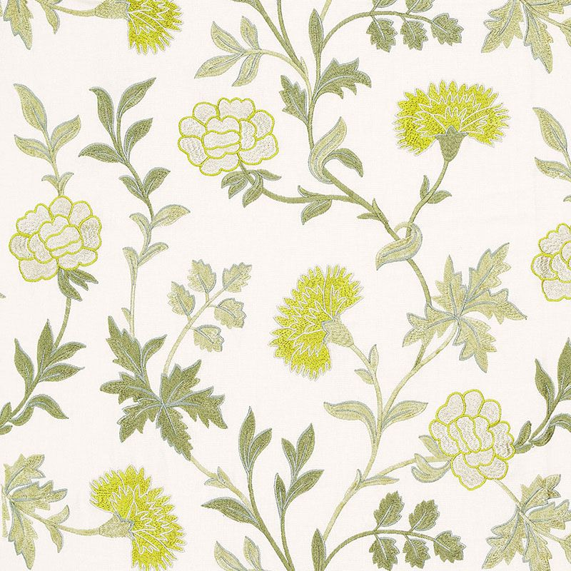 Sheridan Linen Embroidery Fabric wallpaper, Embroidery