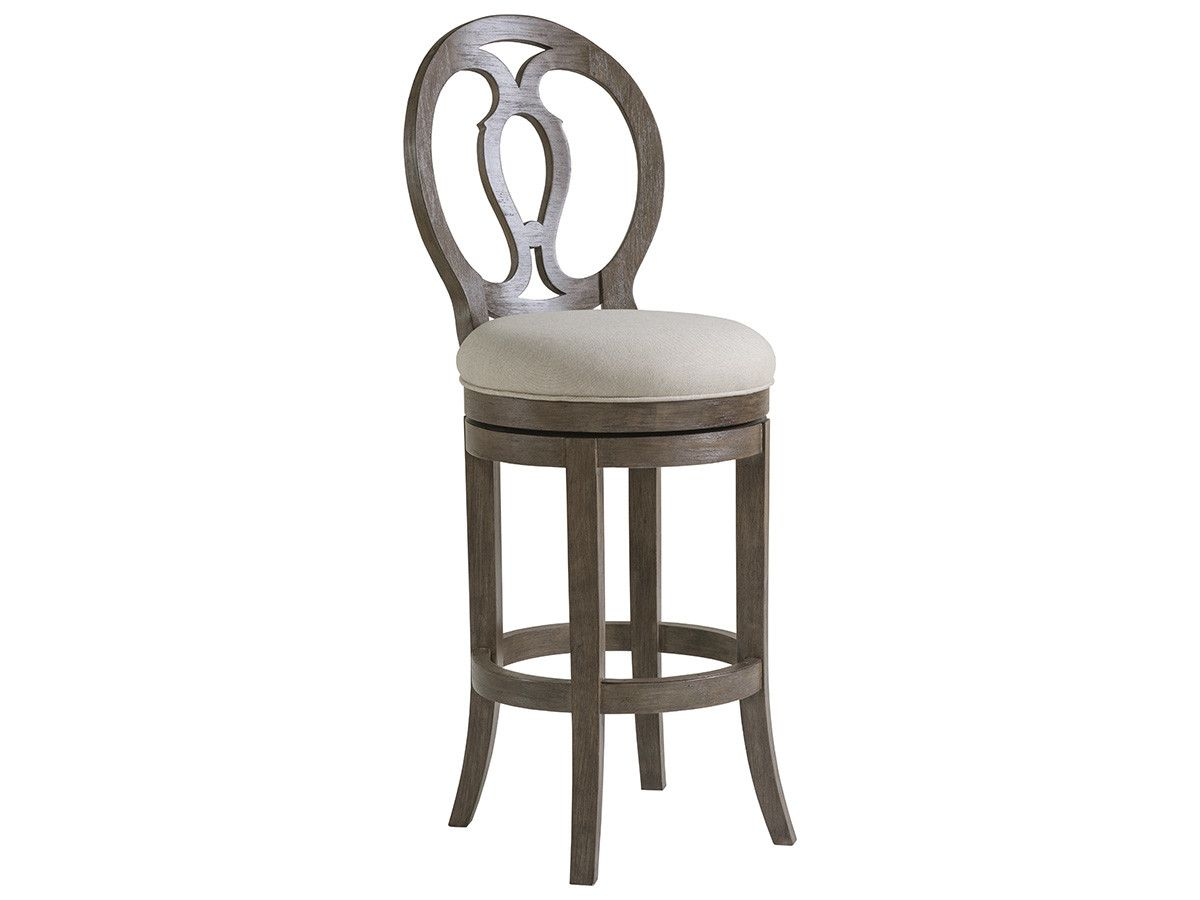 Best Of Oval Back Counter Stool