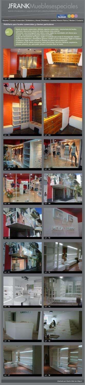 Exhibidores, stands y productos pop   mobiliario comercial   jfrank   at en pilar