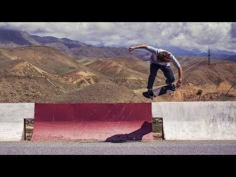 Skating and Traveling in Kyrgyzstan - Children of the Sun - Part 2 - YouTube