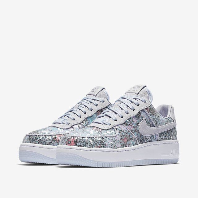 quality design f75cc 08242 Women s Nike Upstep low Air force 1. Size 8 LIMITED RUN, - Depop