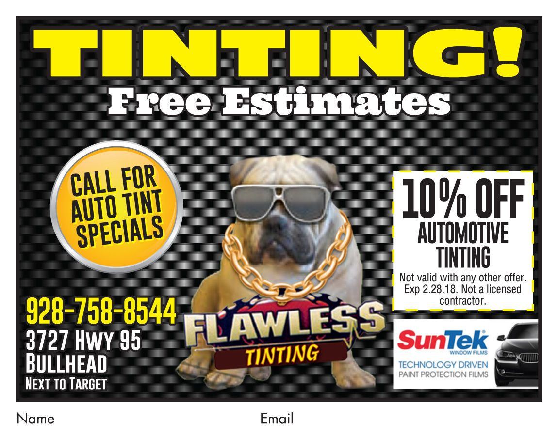 Get Your Vehicle Ready For The Summer Heat With New Tint From