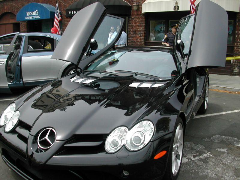 Mercedes Benz | mercedes benz slr in black mercedes benz slr in ...