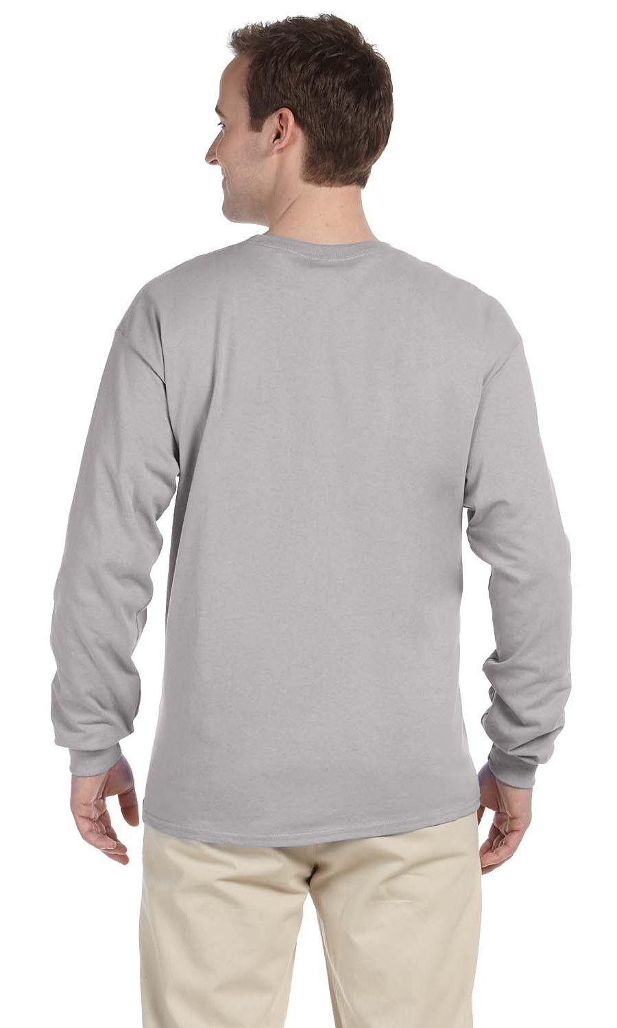 203758fc Fruit of the Loom T-Shirts - Long Sleeve HD Cotton Long Sleeve T-Shirt# Shirts, #Long, #Fruit