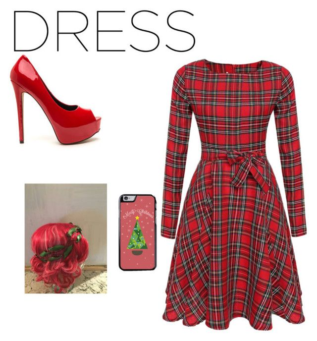 """Marry Christmas"" by alex-hawk-24 on Polyvore"