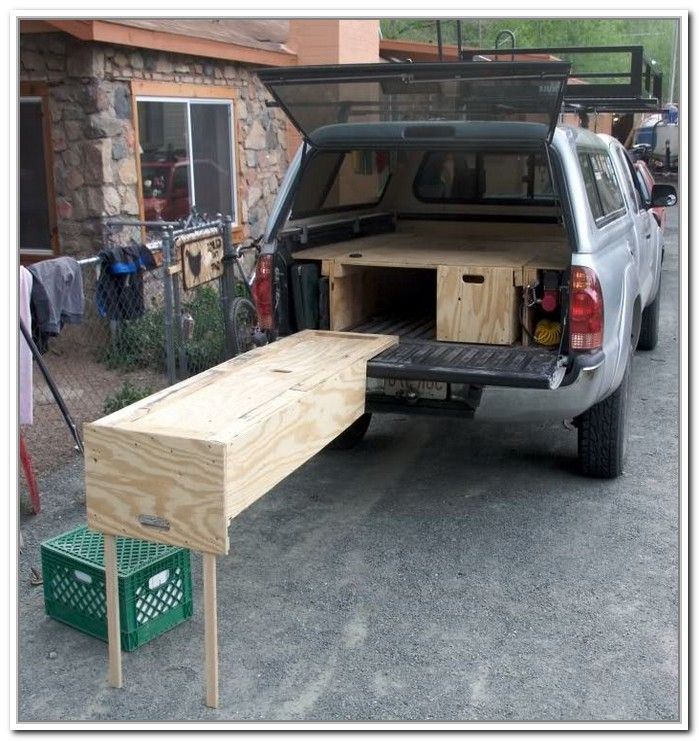 The Truck Bed Storage Ideas shouldn't besolely used for