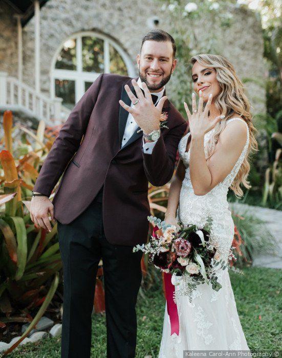 Vanessa and Mark's Wedding in Miami, Florida