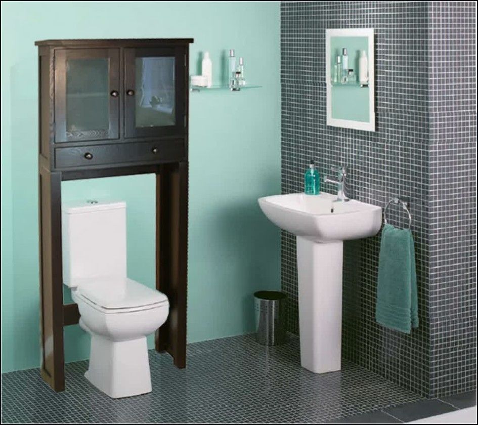 Bathroom Ideas, Over Toilet Lowes Bathroom Cabinets Near Undermount ...