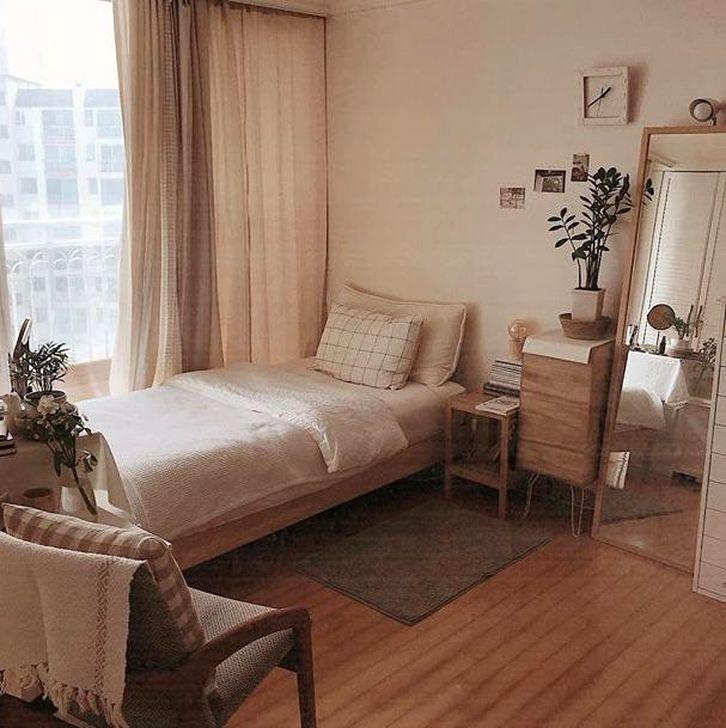 20 Simple And Minimalist Bedroom Design Ideas Minimalist Bedroom Design Bedroom Inspirations Aesthetic Bedroom Room design ideas minimalist