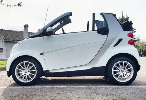 2016 Smart Fortwo Compeors