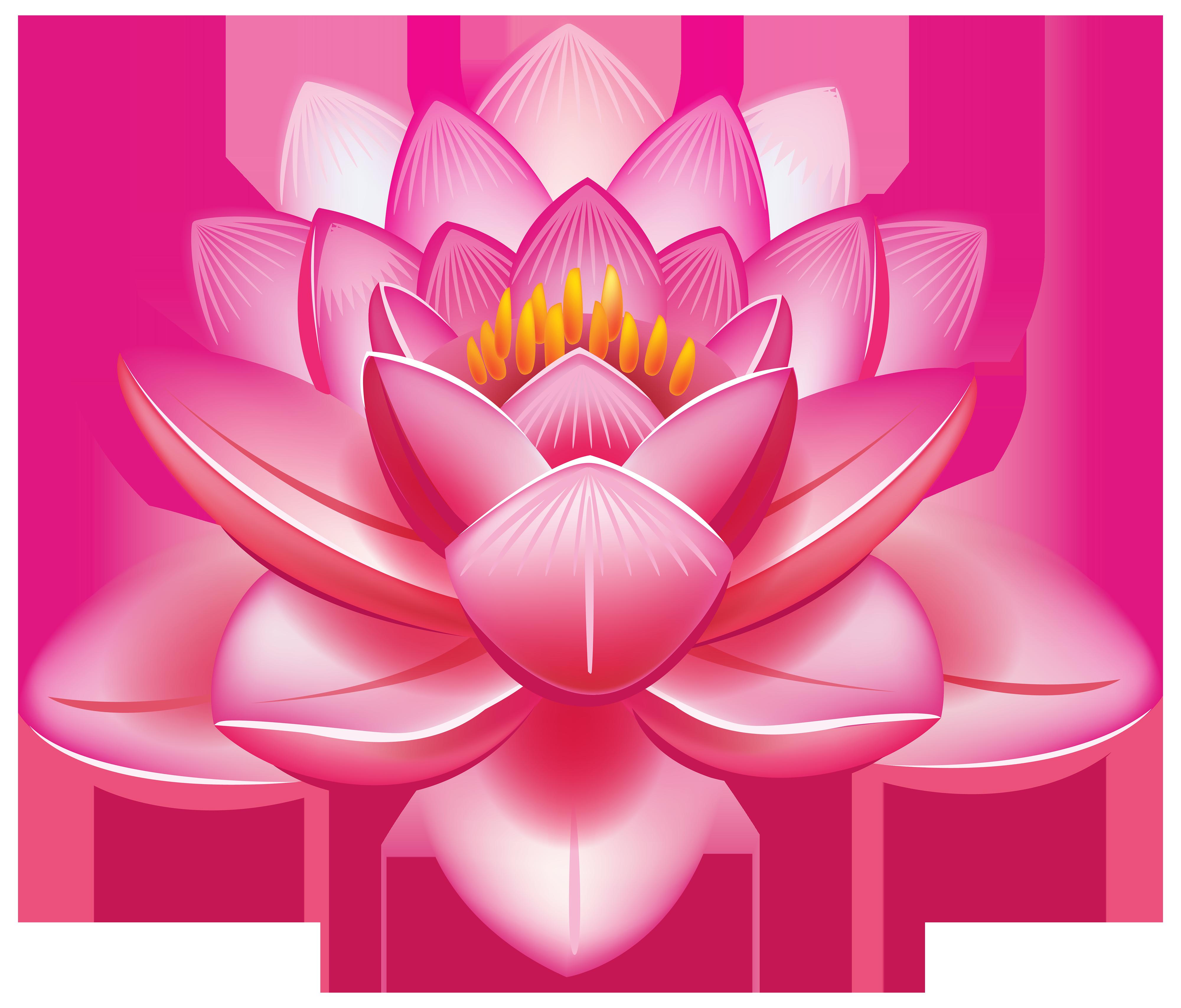 CLIPART FLOWERS Lotus Flower PNG Clipart Best WEB Clipart