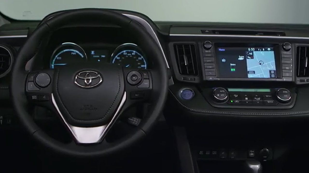 toyota rav4 2016 hybrid interior exterior toyota pinterest rav4 toyota and cars. Black Bedroom Furniture Sets. Home Design Ideas