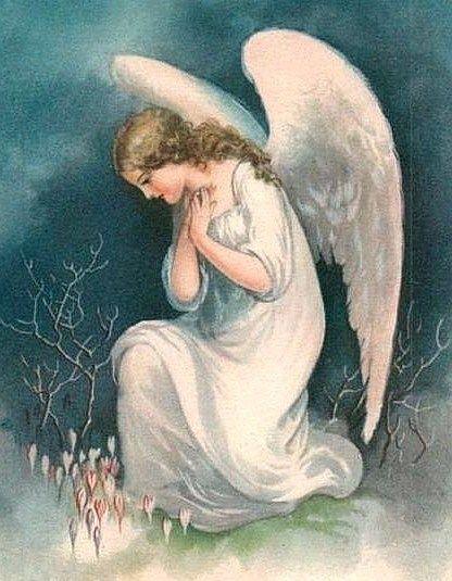 Vintage Angel Pictures