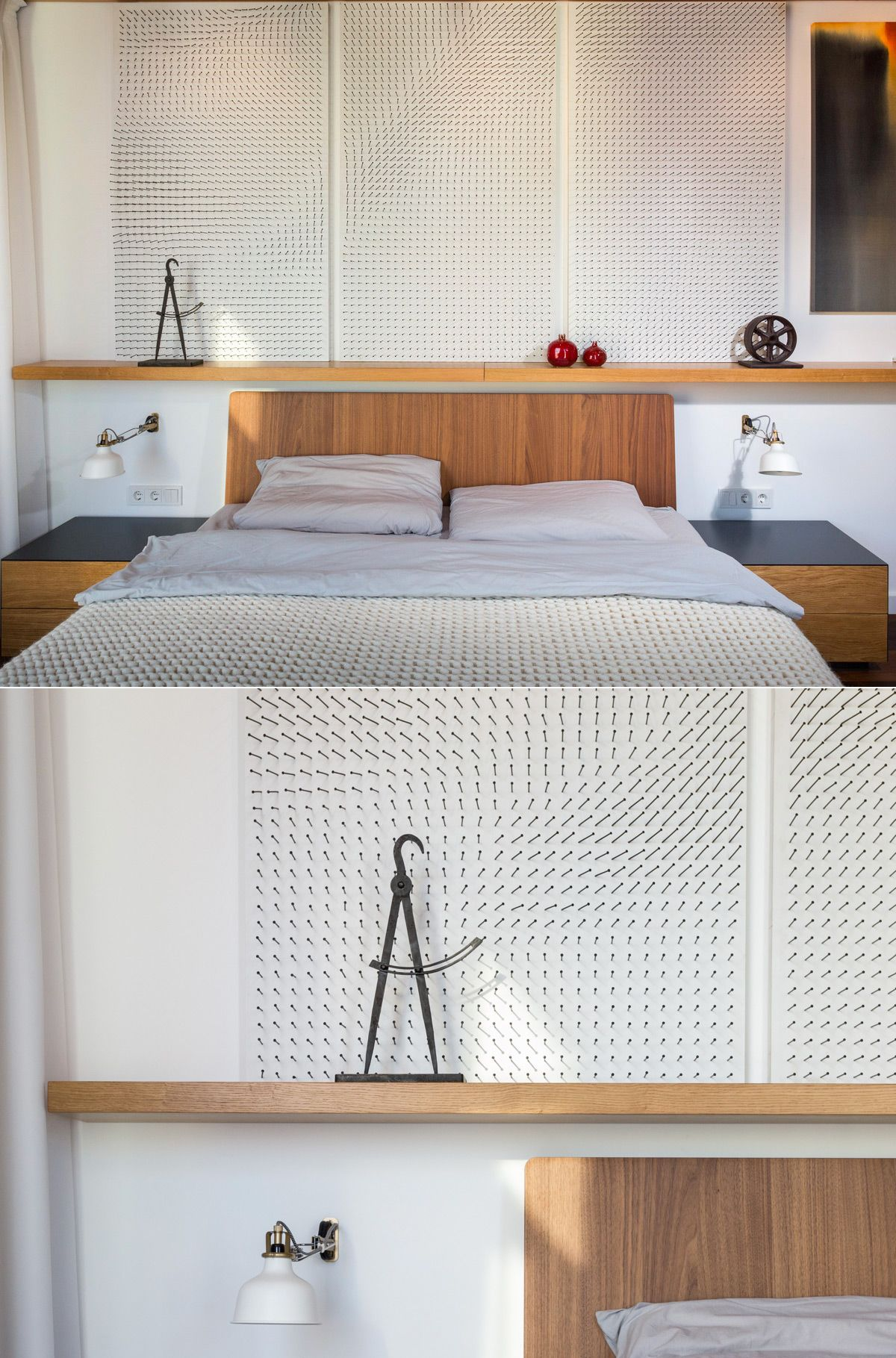 44 awesome accent wall ideas for your bedroom accent on accent wall ideas id=35521