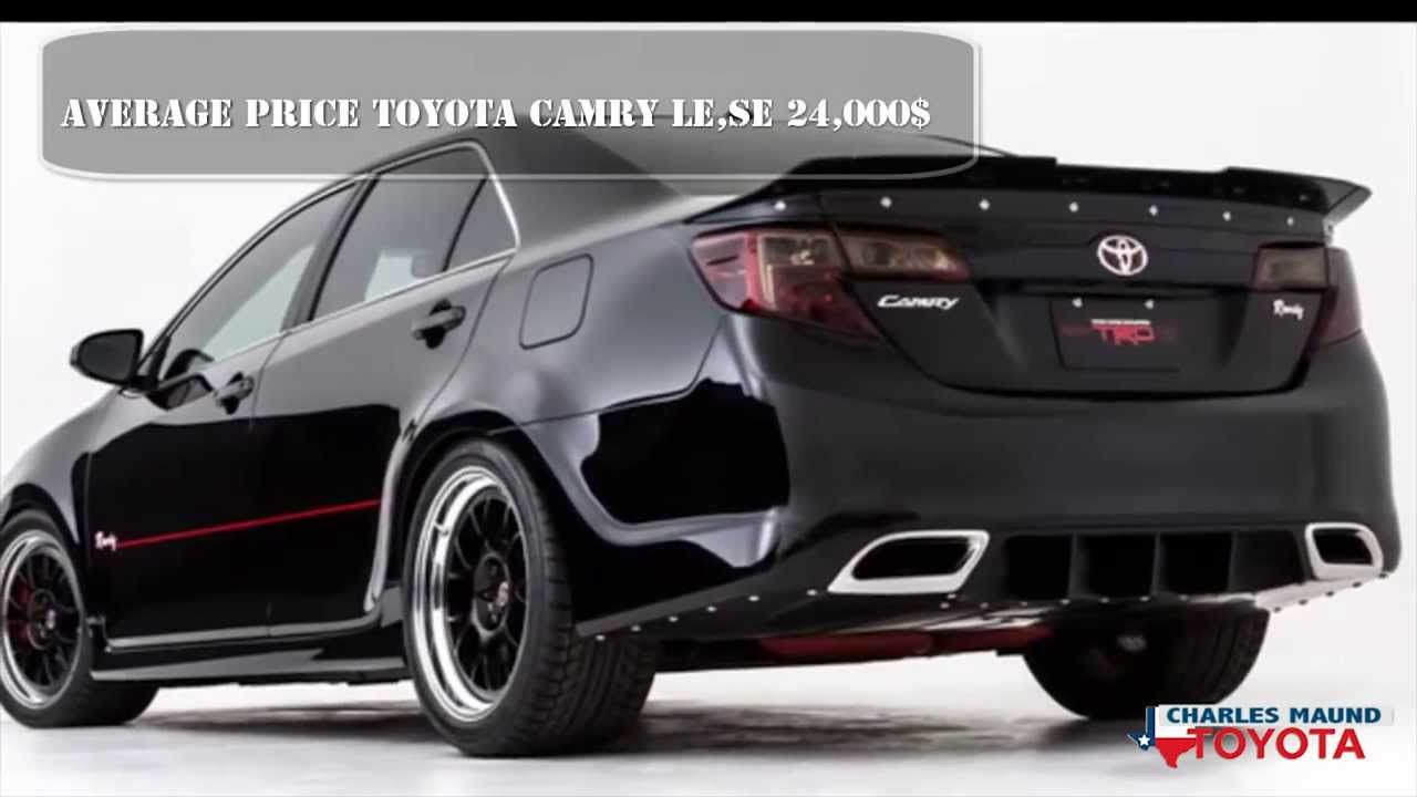 Austin, TX 2014 2015 Toyota Camry Dealer Prices Bastrop