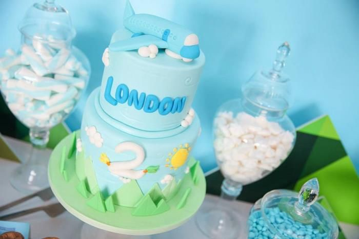 Airplane Birthday Party Planning Ideas Supplies Idea Cake Decorations