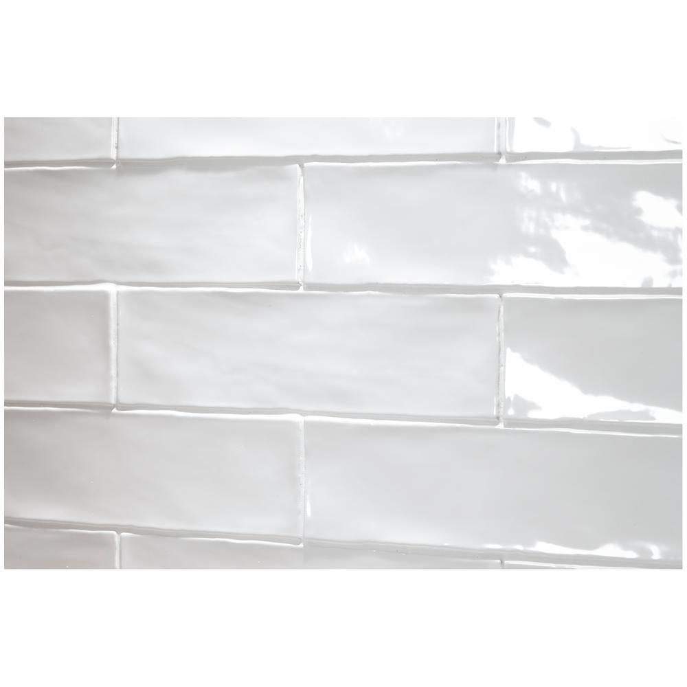 Italian Tiles Italian Ceramic Tile Mail: Daltile Artigiano Italian Alps 3 In. X 12 In. Glazed