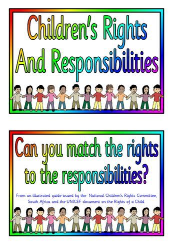 rights and responsibilities social studies  rights and responsibilities