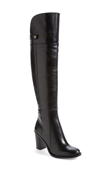 5c875d46a5a I just loves these new leather over-the-knee boots by Louise et Cie. The   Navaria  Leather Boot (Women) available at  Nordstrom.  288.95.