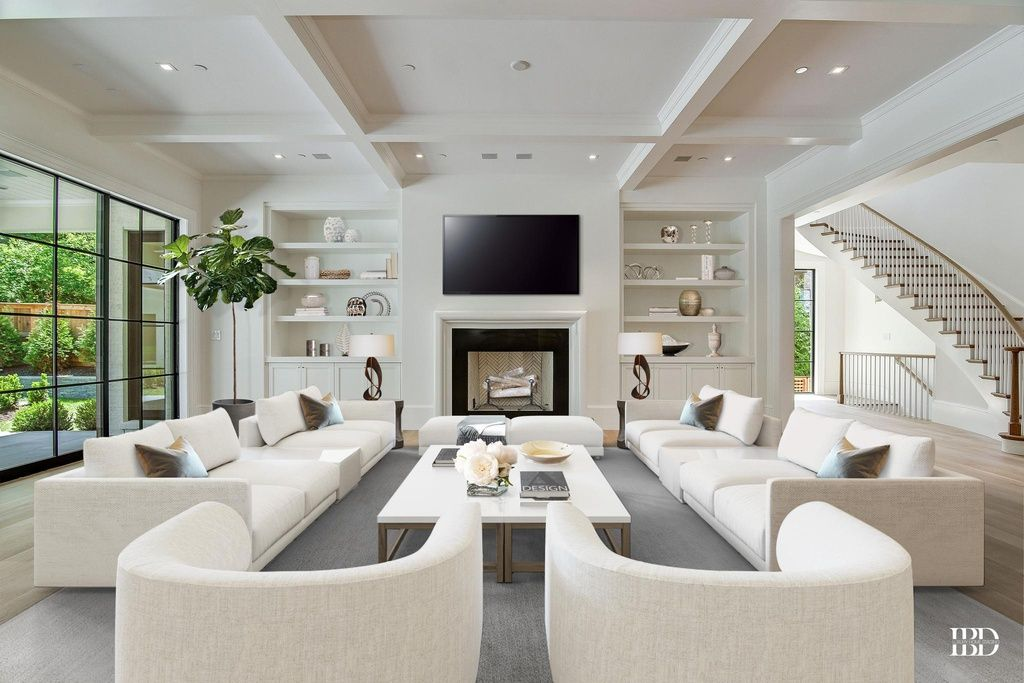 7205 Arrowood Rd Bethesda Md 20817 Mls 1001900050 Zillow Big Living Room Design Luxury Homes Luxury Living Room