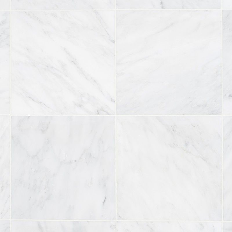 Asian Statuary 12x12 Polished Marble Tile Tilebar Com In 2020 Marble Tile Polished Marble Tiles Natural Stone Tile