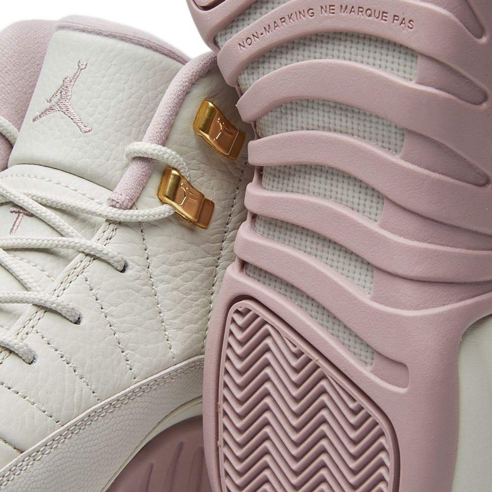 0a06e50a373 Nike continue with the Jordan Heiress Collection, updating the new Air  Jordan 12 with this