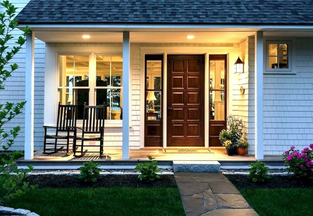 20 Wonderful Porch Lighting Ideas For Amazing Front Yard Design