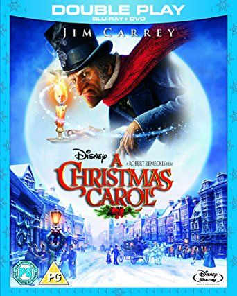 Pin by Michele Stoddard on Dvds movies (With images) | Christmas carol, Jim carrey, Disney blu ray