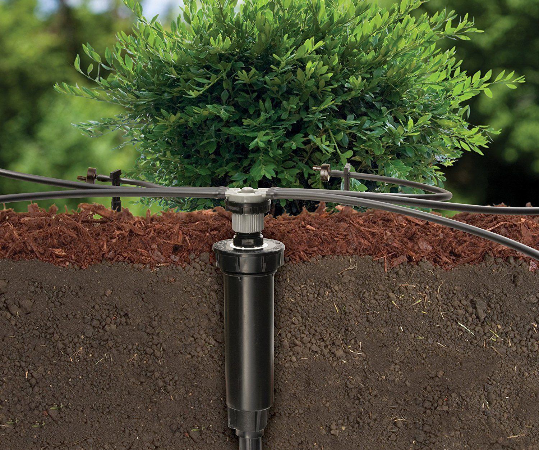 Installation Steps for Drip Irrigation On Sprinkler System